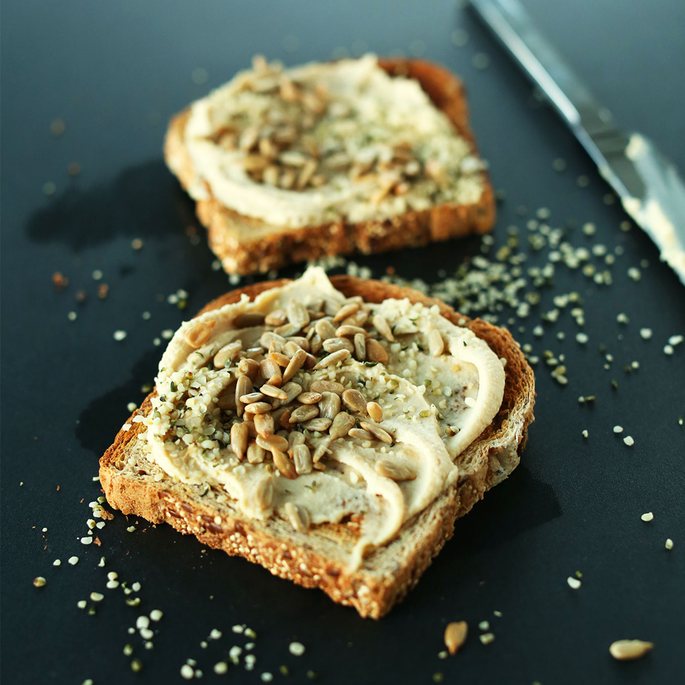 Nut butter: Protein source